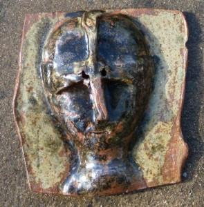 Ceramic Slab Mask by Gillian Hodges 02