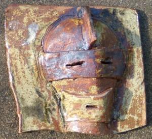 Ceramic Slab Mask by Gillian Hodges 03