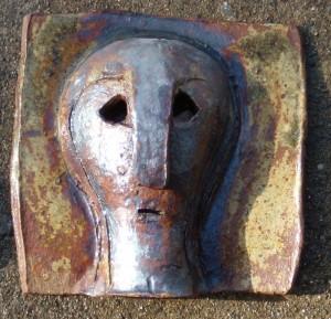 Ceramic Slab Mask by Gillian Hodges 05