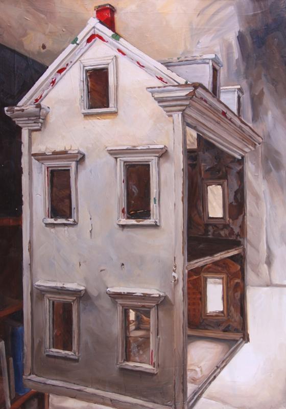 Ward 9 by Annie Murphy-Robinson