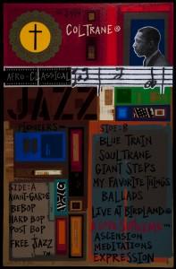Coltrane (St. John) by Milton 510 Bowens
