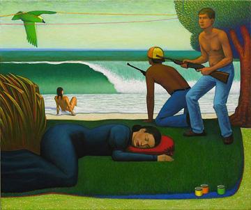 High Tide by John Tarahteeff
