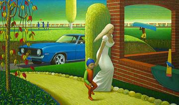 Sunday Afternoon by John Tarahteeff