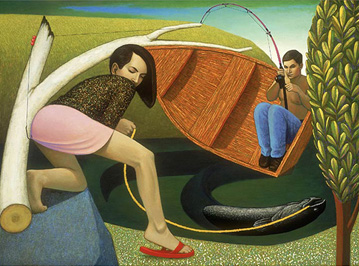 The Eel by John Tarahteeff