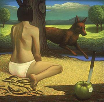 The Encounter by John Tarahteeff