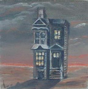 Isolated Squarish Victorian by Heady