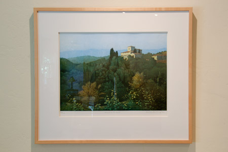 Monti in Chianti re do by Terrance Millington