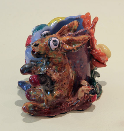Untitled sculpture by Maija Peeples