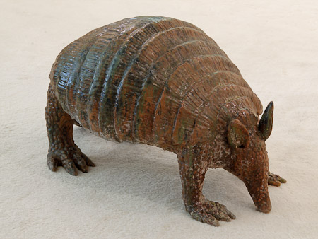Title unknown by Eric Dahlin - probably Armadillo