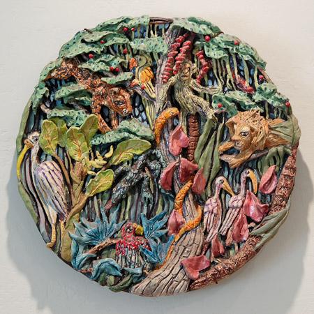 La Jungla by Maria Alquilar